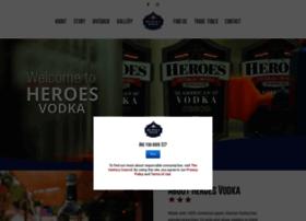 heroesvodka.com