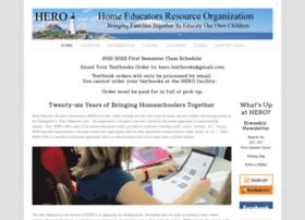 herohomeschool.org
