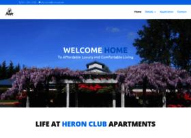 heronclub.com