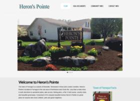 heronspointe.com