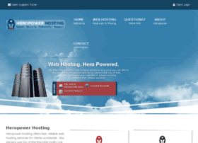 heropowerhosting.com