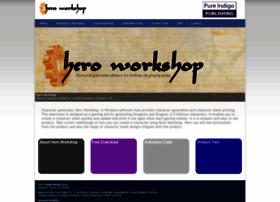 heroworkshop.co.uk