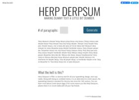 herpderpsum.com