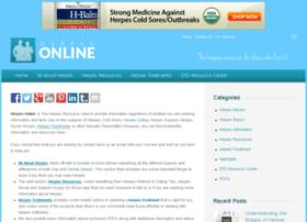 herpesonline.org