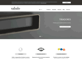 herrajes-sabalo.com