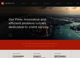 herrick.com
