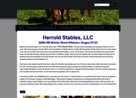 herroldstables.com