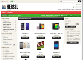 hersel-market.com