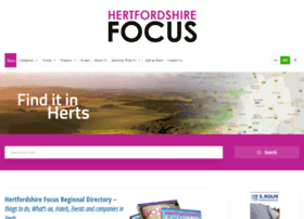 hertfordshire-focus.co.uk