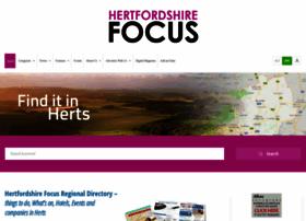 hertfordshire-focus.co.uk