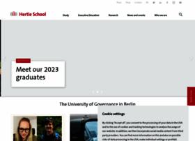 hertie-school.org
