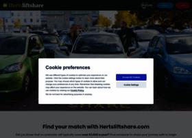 hertsliftshare.org