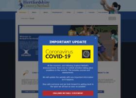 hertsnetball.co.uk