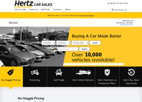 hertzcarsalesdetroit.com