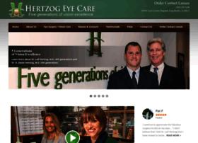 hertzogeyecare.com