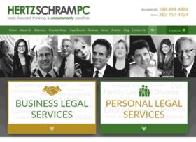 hertzschram.firmsitepreview.com