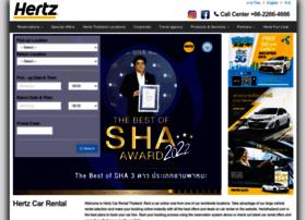 hertzthailand.com
