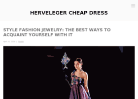 hervelegercheapdress.co.uk