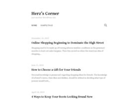 herzcorner.com