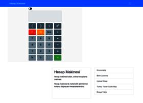 hesap-makinesi.com