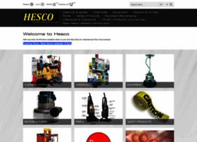 hescoinc.com
