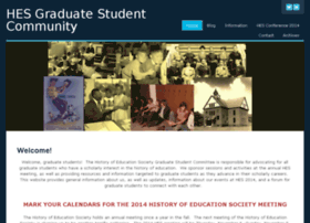 hesgraduatestudents.org