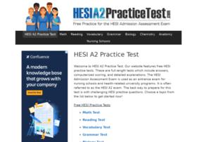 hesia2practicetest.com