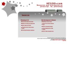 hesido.com