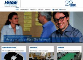 hesse-vorrichtungen.de