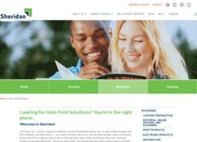 hessprintsolutions.com