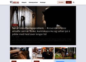 hest.no