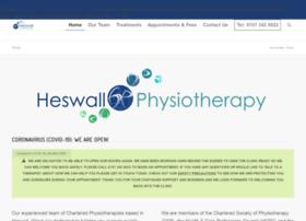 heswallphysio.com