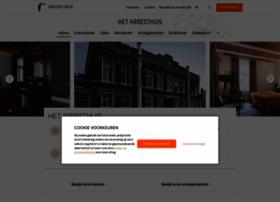 hetarresthuis.nl