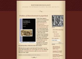heterodoxology.com