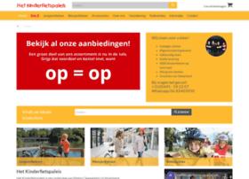hetkinderfietspaleis.nl