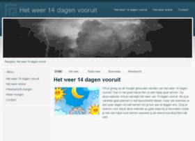hetweer14dagenvooruit.nl