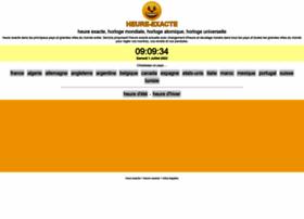 heure-exacte.org