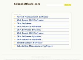 heuxasoftware.com