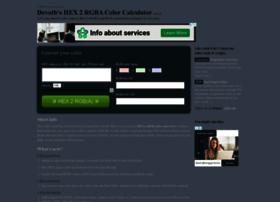 hex2rgba.devoth.com