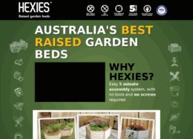 hexiesgardenbeds.com.au