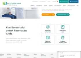hexpharmjaya.com