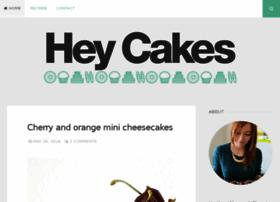 heycakes.com