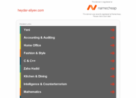heydar-aliyev.com