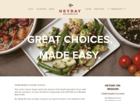 heydaysf.com