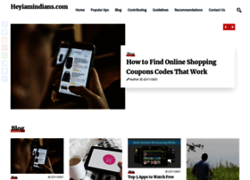 heyiamindians.com
