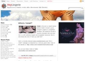 heylingerie.com