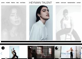 heymantalent.com