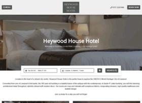 heywoodhousehotel.co.uk