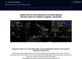 hfa.ucsb.edu