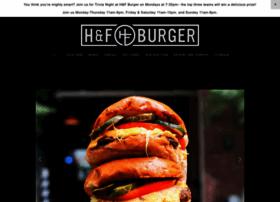hfburger.com